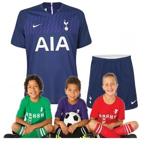 Kid's Tottenham Hotspur Away Suit 19/20(Customizable)