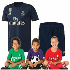 Kid's Real Madrid Away SUIT  19/20(Customizable)