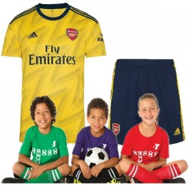 Kid's Arsenal Away Suit 19/20 (Customizable)
