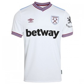 West Ham United Away Jersey 19/20 (Customizable)