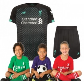 Kid's Liverpool Third Suit 19/20(Customizable)