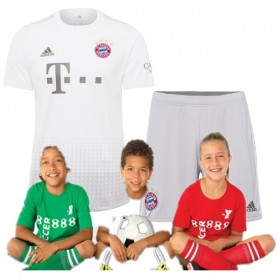 Kid's Bayern Munich Away Suit 19/20 (Customizable)