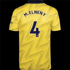 Arsenal Away Jersey 19/20 4#M.Elneny