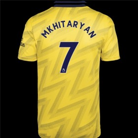 Arsenal Away Jersey 19/20 7#Mkhitaryan