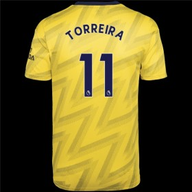 Arsenal Away Jersey 19/20 11#Torreira
