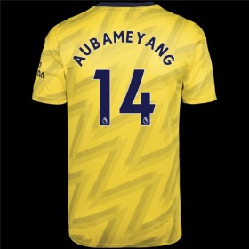Arsenal Away Jersey 19/20 14#AUBAMEYANG