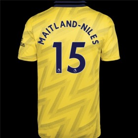 Arsenal Away Jersey 19/20 15#Maitland-Niles