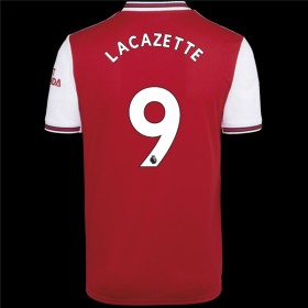 Arsenal Home Jersey 19/20 9#Lacazette
