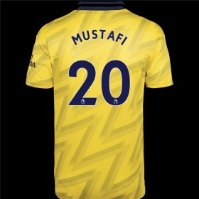 Arsenal Away Jersey 19/20 20#Mustafi