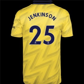 Arsenal Away Jersey 19/20 25#Jenkinson