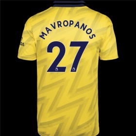 Arsenal Away Jersey 19/20 27#Mavropanos