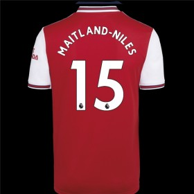 Arsenal Home Jersey 19/20 15#Maitland-Niles
