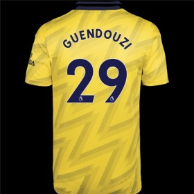 Arsenal Away Jersey 19/20 29#Guendouzi