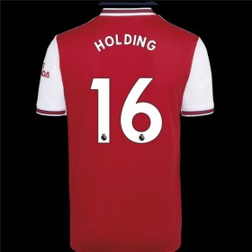 Arsenal Home Jersey 19/20 16#Holding