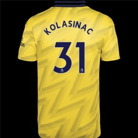 Arsenal Away Jersey 19/20 31#Kolasinac