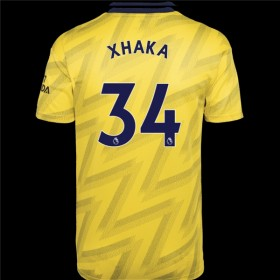 Arsenal Away Jersey 19/20 34#Xhaka