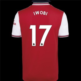 Arsenal Home Jersey 19/20 17#Iwob