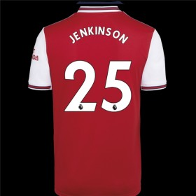 Arsenal Home Jersey 19/20 25#Jenkinson