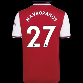 Arsenal Home Jersey 19/20 27#Mavropanos