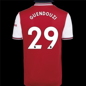 Arsenal Home Jersey 19/20 29#Guendouzi