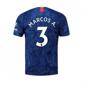 Chelsea Home Jersey 19/20 3#MarcosA