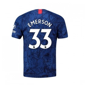 Chelsea Home Jersey 19/20 33#Emerson