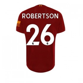 Liverpool home Jersey 19/20  26#Robertson