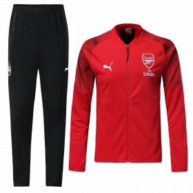 19/20 Arsenal Training Suit red