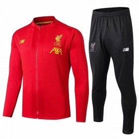 19/20  Liverpool Training Suit red