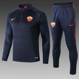 19/20 AS Roma Training Suit With trousers