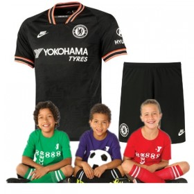 Kid's Chelsea Third Jersey 19/20 (Customizable)