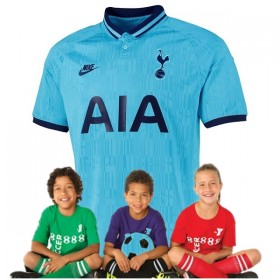 Kid's Tottenham Hotspur Third Suit 19/20(Customizable)