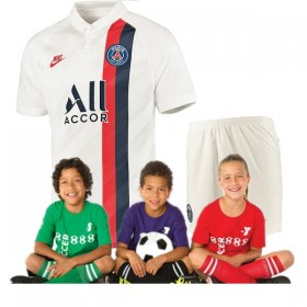 Kid's Paris Saint-Germain Third Suit 19/20 (Customizable)