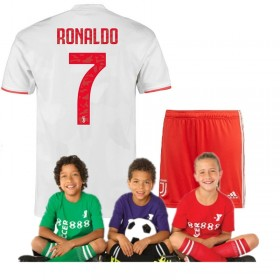 Kid's Juventus Away Suit 19/20 7# RONALDO