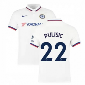 Chelsea Away Jersey 19/20 # 22 Christian Pulisic