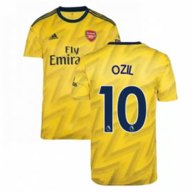 Arsenal Away Jersey 19/20 # 10 Mesut Ozil
