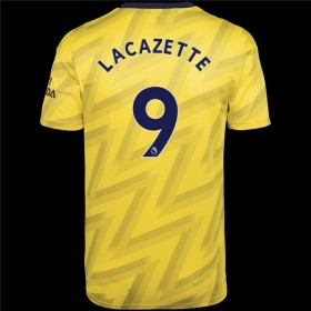 Arsenal Away Jersey 19/20 #9 Lacazette
