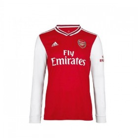 Arsenal Home Long sleeve Jersey 19/20 (Customizable)