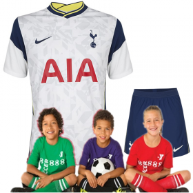 Kid's Tottenham Hotspur Home Suit 20/21(Customizable)