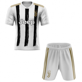Kid's Juventus Home Suit 20/21 (Customizable)