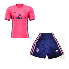 Kid's Real Madrid Away SUIT  20/21(Customizable)