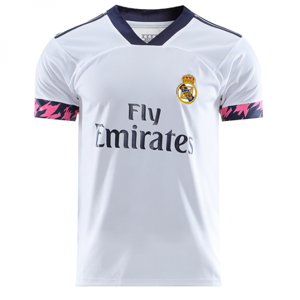 Real Madrid Home Jersey 20 21 Customizable