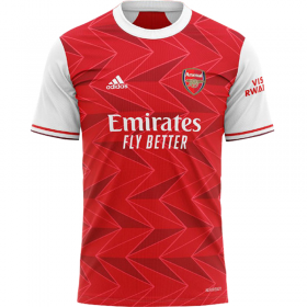 Arsenal Home Jersey 20/21 (Customizable)