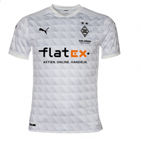 Borussia Mönchengladbach Home Jersey 20/21 (Customizable)