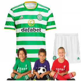 Kid's Celtic Home Suit 20/21 (Customizable)
