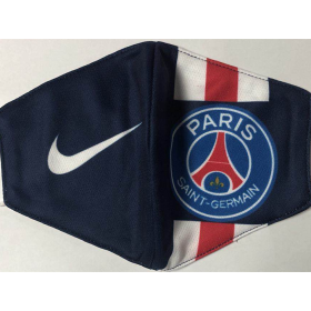 Paris Saint-Germain Face Mask