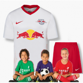 Kid's RB Leipzig  Home Suit 20/21 (Customizable)
