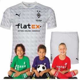 Kid's Borussia Mönchengladbach Home Jersey 20/21 (Customizable)
