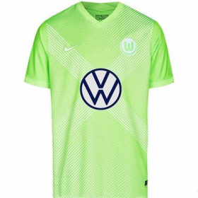 VfL Wolfsburg Home Jersey 20/21 (Customizable)