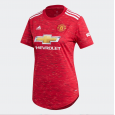 Manchester United Women's Home Jersey 20/21 (Customizable)